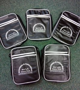 New Madresa-e-Furqaniah Bags
